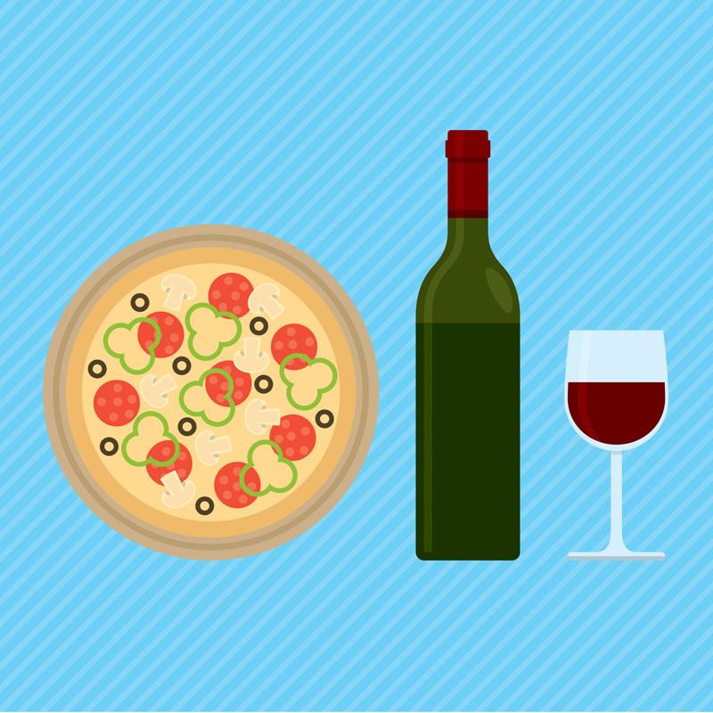 Italy gastronomy