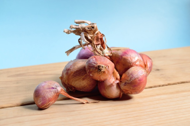 little red onions