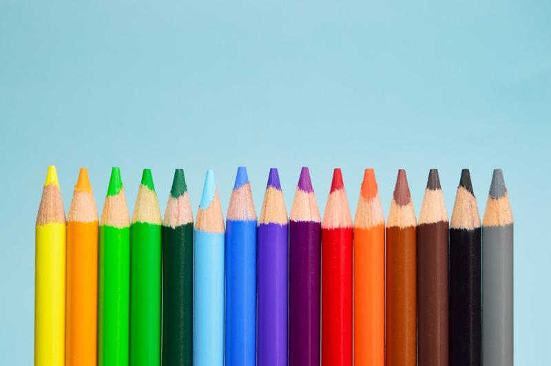 colored pencil set