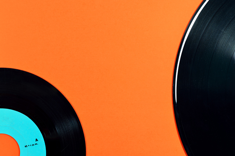 vinyl discs templates