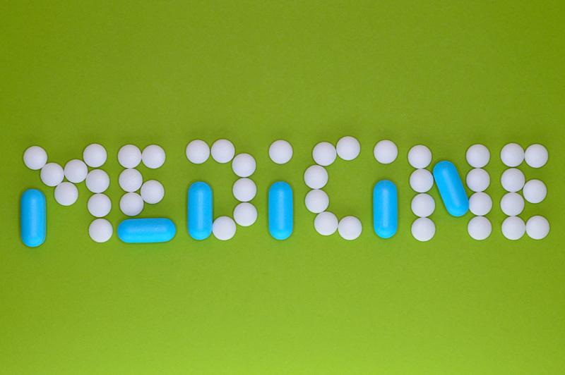 medicine word