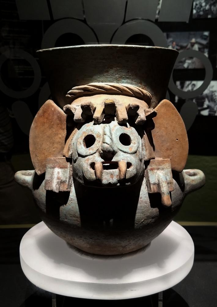Tlaloc vessel