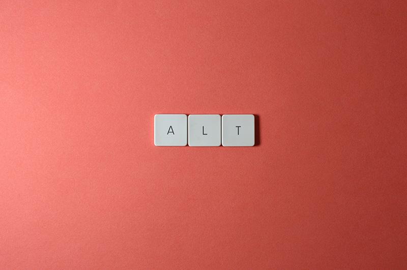 keyboard keys alt