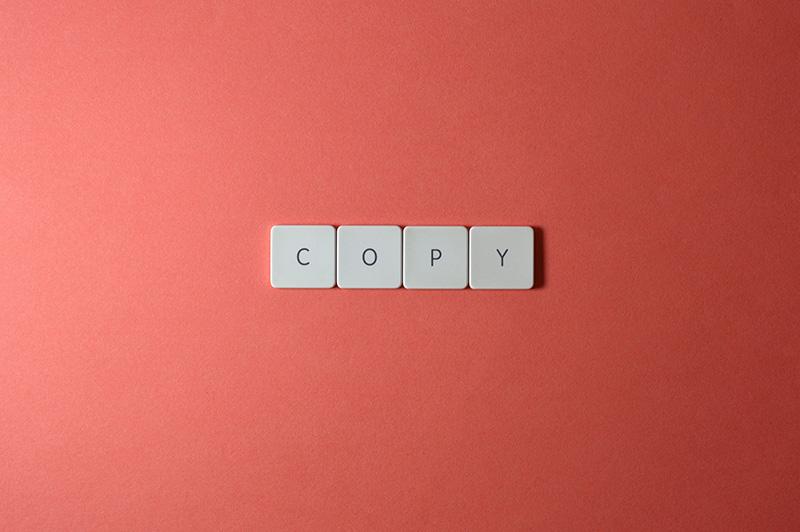 keyboard keys copy