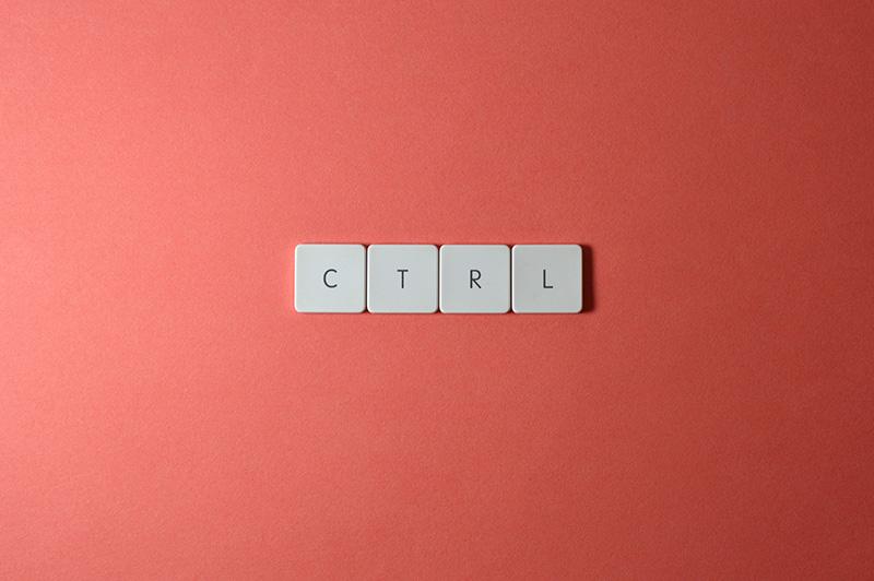 keyboard keys ctrl