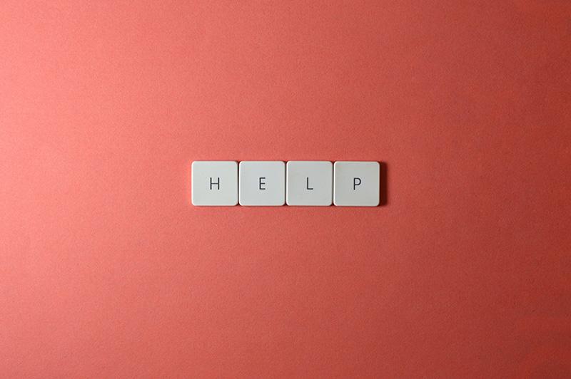 keyboard keys help