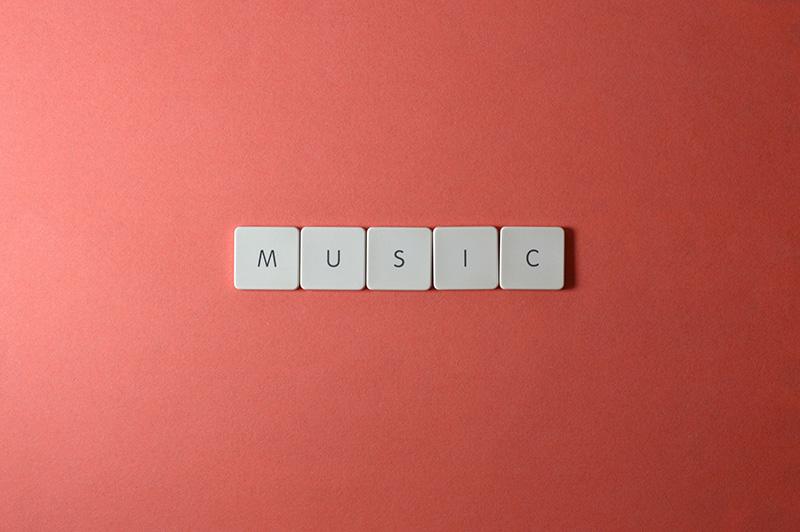 keyboard keys music