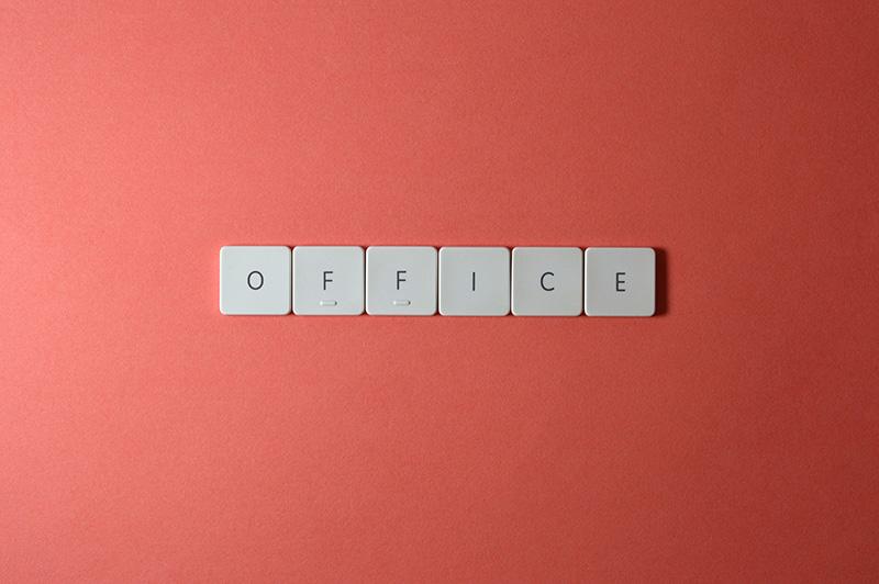 keyboard keys office