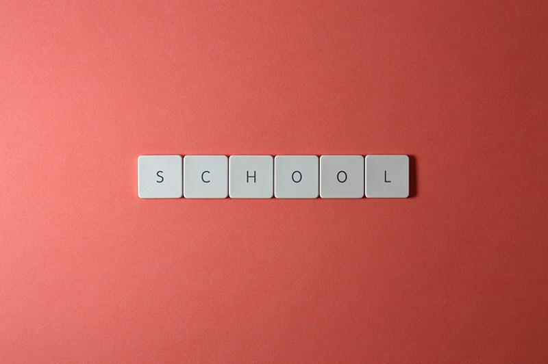 keyboard keys school