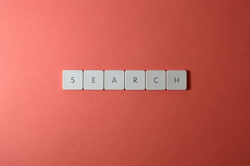 keyboard keys search