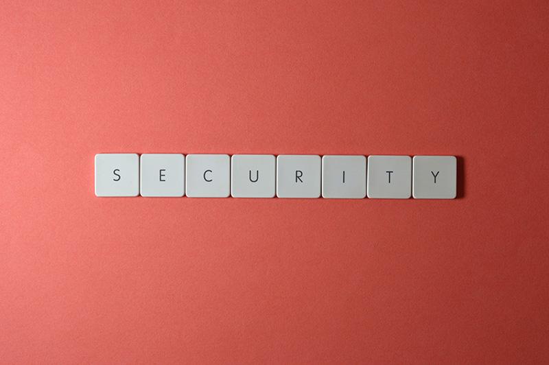 keyboard keys security