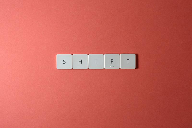 keyboard keys shift