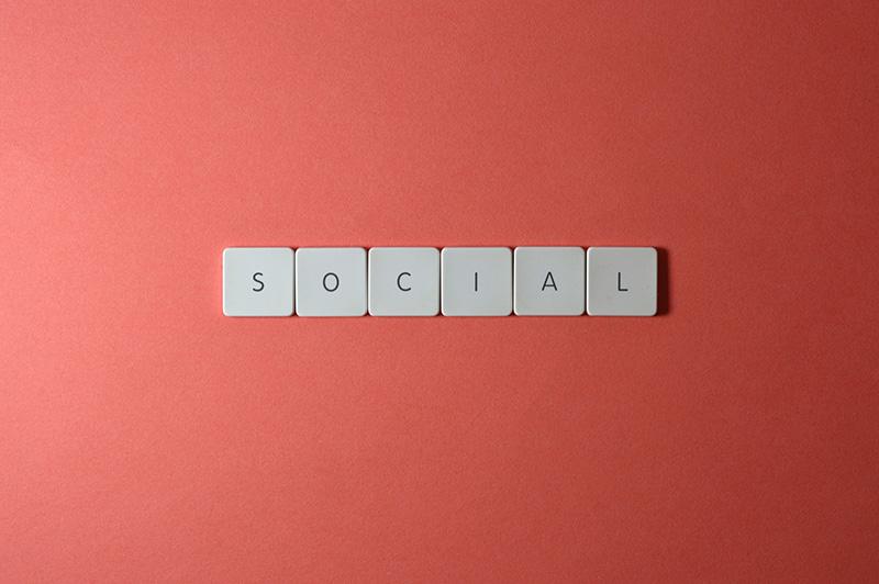 keyboard keys social