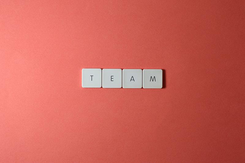 keyboard keys team