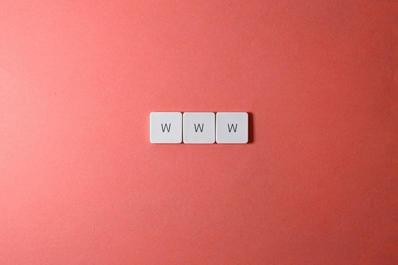keyboard keys www