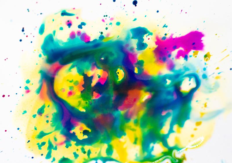643. Watercolor inksF