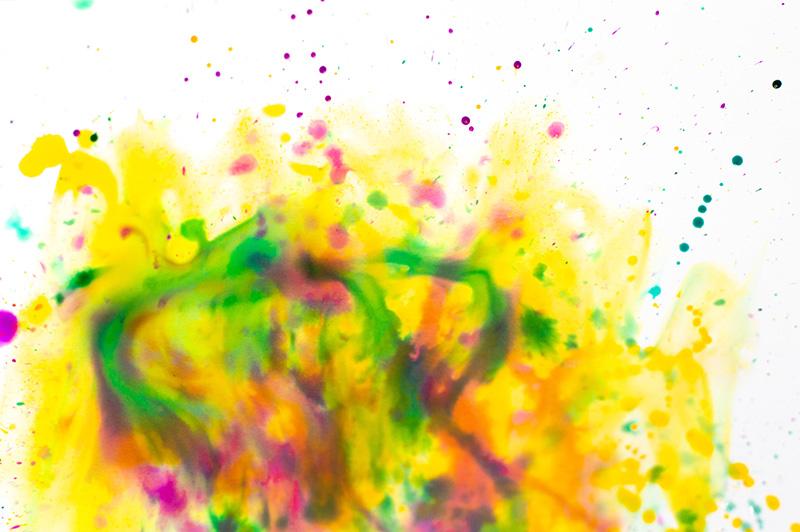 644. Watercolor inksG